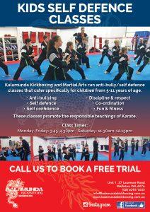 Kalamunda Kickboxing & Martial Arts